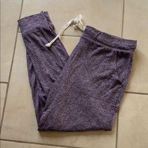 3/$10 Xhiliration lavender sleep pants
